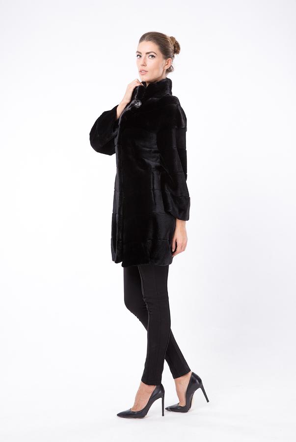 Норковое пальто. Италия.