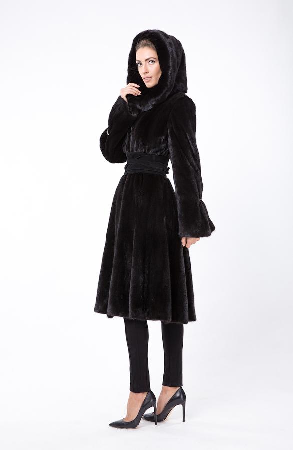 пальто из норки в Киеве