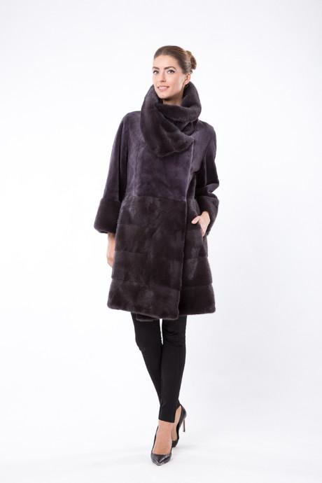 Итальянское пальто из норки