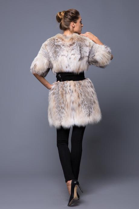 фото пальто из рыси