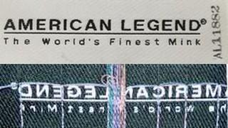 Aerican legend маркировка