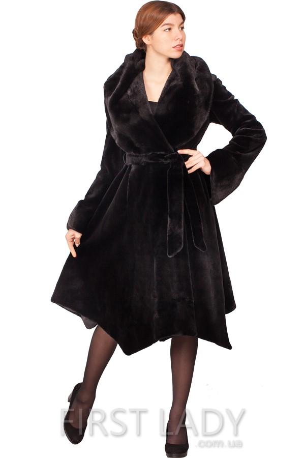 Норковое пальто в Киеве